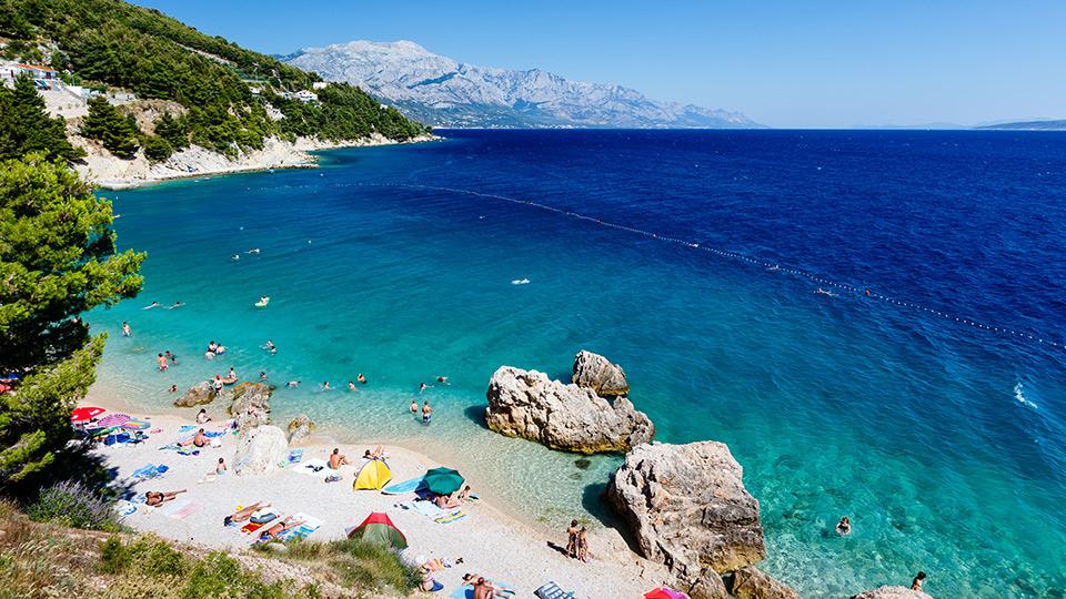 plaje split croatia