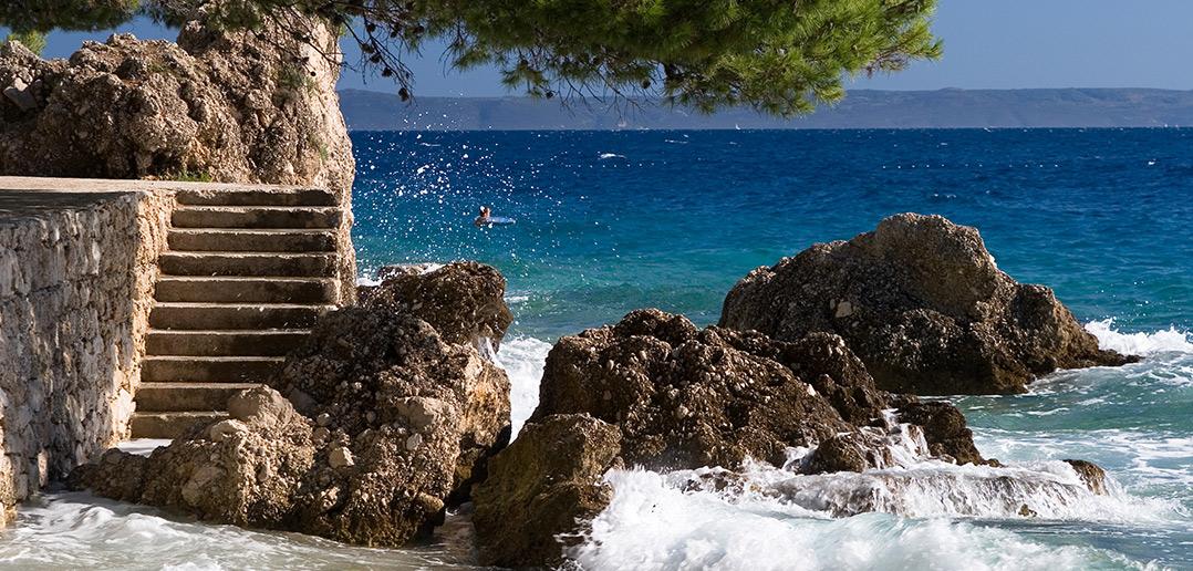 Baska-Voda-Croatia