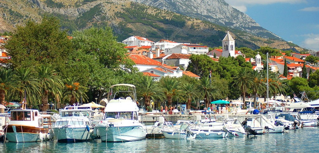 Baska-Voda-Croatia